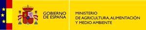 LOGO MINISTERIO AGRICULTURA, ALIMENTACION Y MEDIOAMBIENTE