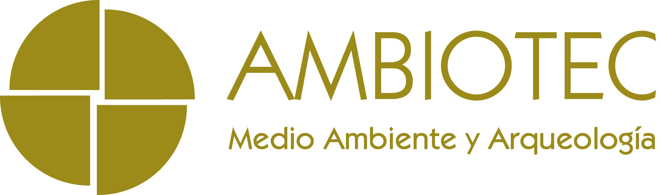 Logo. Medio ambiente y arqueología